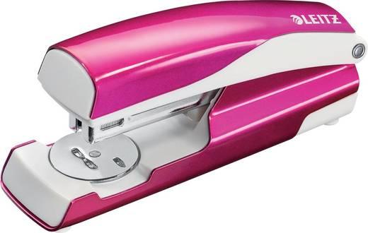 LEITZ Heftgerät 5502 WOW/5502-10-23, pink metallic