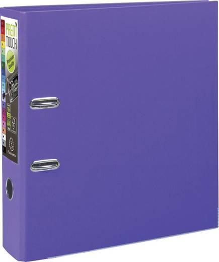 EXACOMPTA Prem Touch Ordner /53357E 320x300mm DIN A4 Maxi 80mm lila PP