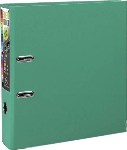 EXACOMPTA Prem Touch Ordner /53343E 320x300mm DIN A4 Maxi 80mm grün PP