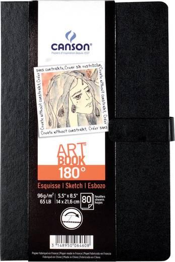 Skizzenbuch Hardcover 14 x 21,6 cm
