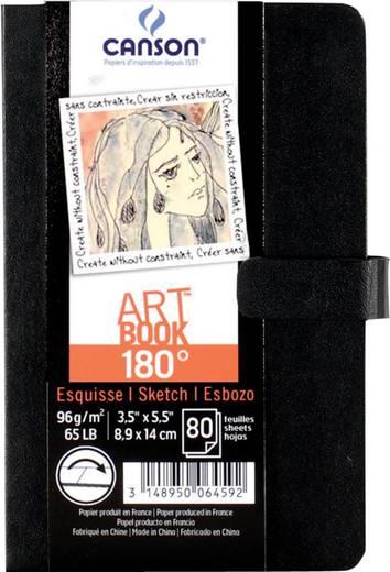 Skizzenbuch Hardcover 9,9 x 14 cm