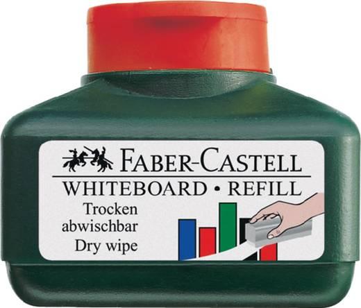 FABER-CASTELL Whiteboard-Marker-Refill 1584 rot/158421, 30 ml