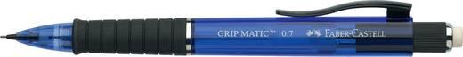 Faber-Castell Druckbleistifte GRIP-matic 0,7 mm/132152, blau-transluzent
