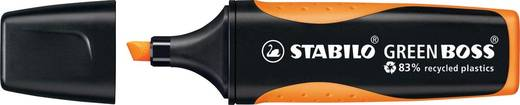 STABILO Textmarker GREEN BOSS, orange/6070/54, orange, 2 + 5mm