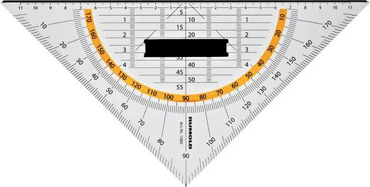 Rumold Geometriedreieck 1080 transp 25cm