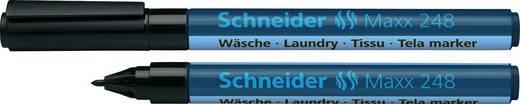 Schneider Wäschemarker Maxx 248/72481 1 mm schwarz