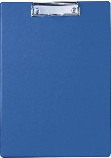 MAUL Schreibplatte mit Folienüberzug/2335237, blau, DIN A4