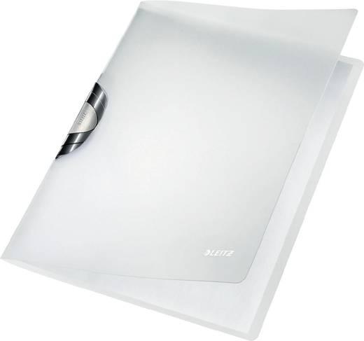 LEITZ Klemmhefter ColorClip Professional/4166-00-95, schwarz, 220x5x310mm