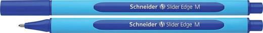 Schneider Kugelschreiber Slider edge M, blau/152103, blau, M