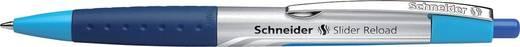 Schneider Kugelschreiber Slider RELOAD blau /728 XB/132603, blau