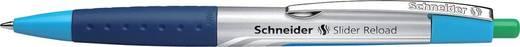 Schneider Kugelschreiber Slider RELOAD grün /728 XB/132604, grün