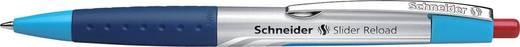Schneider Kugelschreiber Slider RELOAD rot /728 XB/132602, rot