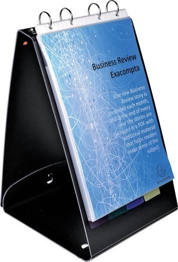 EXACOMPTA Tisch-Flipchart Exactive green filing/ 56234E, DIN A4-hoch, schwarz