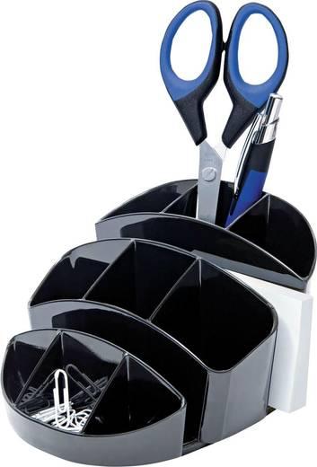 WEDO Stifteköcher Butlerondo/24575501, schwarz