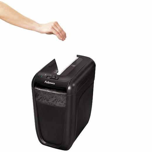 Aktenvernichter Fellowes 60CS Partikelschnitt Sicherheitsstufe 3 Vernichtet auch Büroklammern, Heftklammern, Kreditkarte