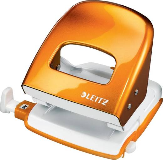 LEITZ Locher WOW/5008-10-44, orange metallic