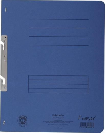 EXACOMPTA Einhakhefter mit vollem Deckel/352507B, blau, A4, 250g/qm