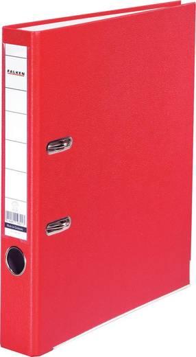FALKEN Ordner PP-Color/9984162, rot, Rücken 50mm, für A4
