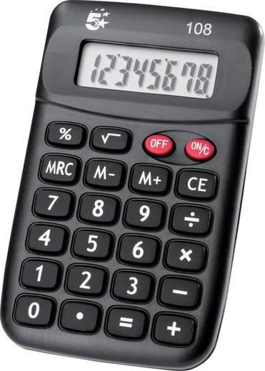 5 Star™ Taschenrechner 108/ 9601048-stellig