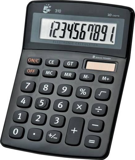 5 Star™ Tischrechner 310/ 96010710- stellig