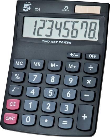 5 Star™ Tischrechner 208/ 9601158- stellig