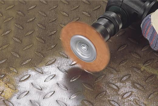 """Wolfcraft 1502000 Scheibenbürste Ø 100 mm Nylondraht Schaft-Ø 1/4"""" (6.3 mm) 1 St."""