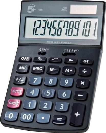 5 Star™ Tischrechner 418/ 96012012- stellig
