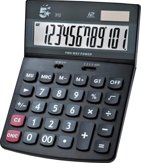 5 Star™ Tischrechner 312/ 96012312- stellig
