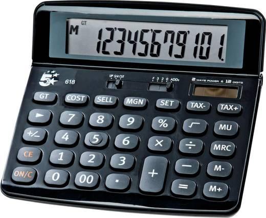 5 Star™ Tischrechner 618/ 96013812- stellig
