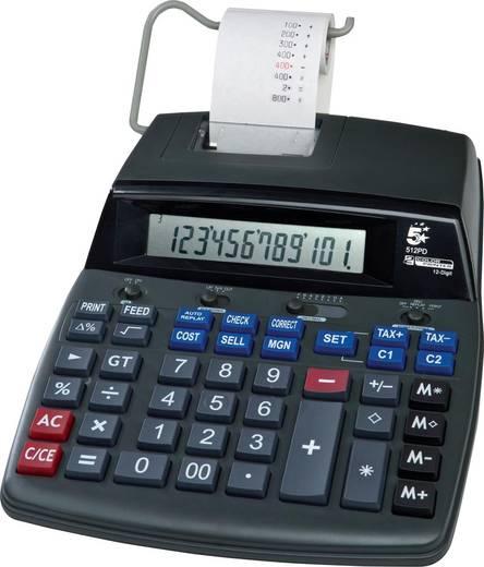 5 Star™ druckender Tischrechner 512PD/ 96015812-stellig