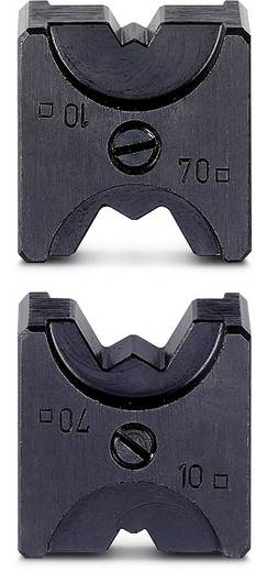 Crimpgesenk CU Rohrkabelschuhe 16 bis 35 mm² Phoenix Contact CRIMPFOX-C120 RCT 35-1/DIE 1212320 Passend für Marke Phoenix Contact 468909