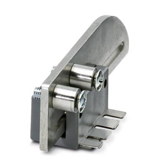 Hülsenaufnahme Flachsteckhülsen 6.3 mm Breite 0.5 bis 6 mm² Phoenix Contact CF 500/LOC SCF 6,3/6 1212247 Passend für M