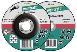 5 disques à tronçonner la pierre Wolfcraft 1623300