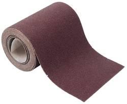 Rouleau de papier abrasif avec bande auto-agrippante Wolfcraft 1740000 Grain 80 (L x l) 4 m x 115 mm 1 rouleau(x)