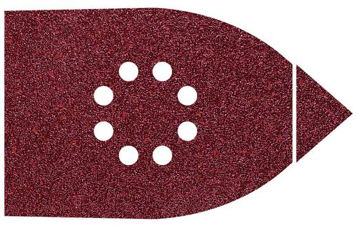 Multischleifpapier mit Klett, gelocht Körnung 120 (L x B) 142 mm x 107 mm Wolfcraft 1793000 6 St.