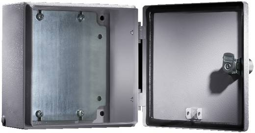 Installations-Gehäuse 200 x 500 x 120 Stahlblech Licht-Grau (RAL 7035) Rittal E-Box 1557.500 1 St.