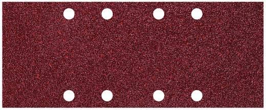 Schwingschleifpapier-Set gelocht Körnung 40, 80, 120 (L x B) 230 mm x 93 mm Wolfcraft 1959100 25 St.