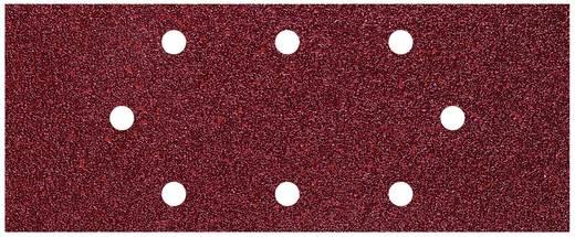 Schwingschleifpapier gelocht Körnung 80 (L x B) 230 mm x 93 mm Wolfcraft 1972000 5 St.