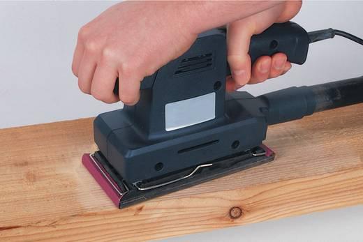 Schwingschleifpapier-Set gelocht Körnung 40, 80, 120 (L x B) 230 mm x 93 mm Wolfcraft 1969100 25 St.