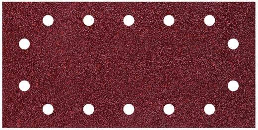 Schwingschleifpapier-Set mit Klett, gelocht Körnung 40, 80, 120 (L x B) 230 mm x 115 mm Wolfcraft 1990000 5 St.