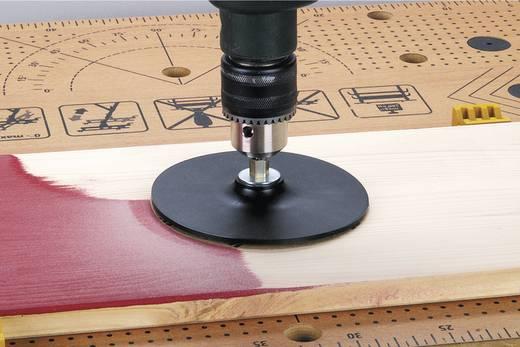 Schleifpapier für Schleifteller ungelocht Körnung 40, 80, 120 (Ø) 125 mm Wolfcraft 2000000 10 St.