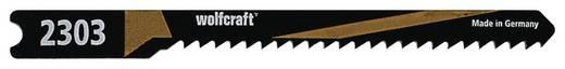 2 Stichsägeblätter Wolfcraft 2303000 Holz, Kunststoff 2 St.