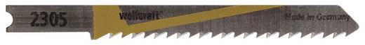 2 Stichsägeblätter Wolfcraft 2305000 Holz, Kunststoff 2 St.