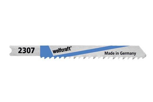 2 Stichsägeblätter Wolfcraft 2307000 Bleche, NE-Metalle 2 St.