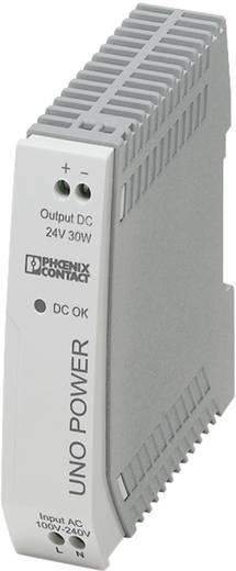 Phoenix Contact UNO-PS/1AC/24DC/30W Hutschienen-Netzteil (DIN-Rail) 24 V/DC 1.25 A 30 W 1 x