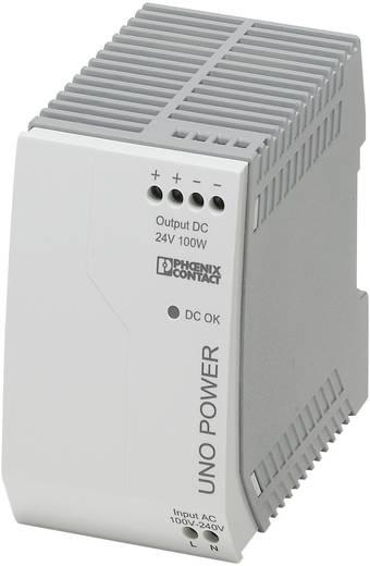 Hutschienen-Netzteil (DIN-Rail) Phoenix Contact UNO-PS/1AC/24DC/100W 24 V/DC 4.2 A 100 W 1 x