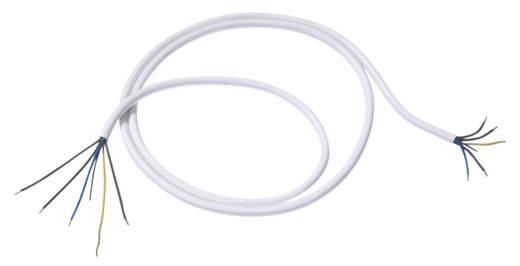 Herd Anschlusskabel [ Kabel, offenes Ende - Kabel, offenes Ende] Weiß 2 m Bachmann Electric 119271