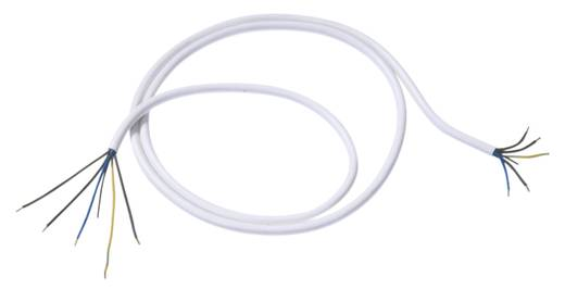 Herd Anschlusskabel Weiß 1.50 m Bachmann Electric 119270