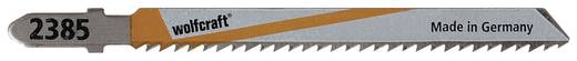 2 Stichsägeblätter Wolfcraft 2385000 Holz, Kunststoff 2 St.