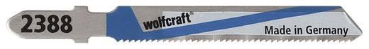 2 Stichsägeblätter Wolfcraft 2388000 Stahlbleche, NE-Metalle 2 St.